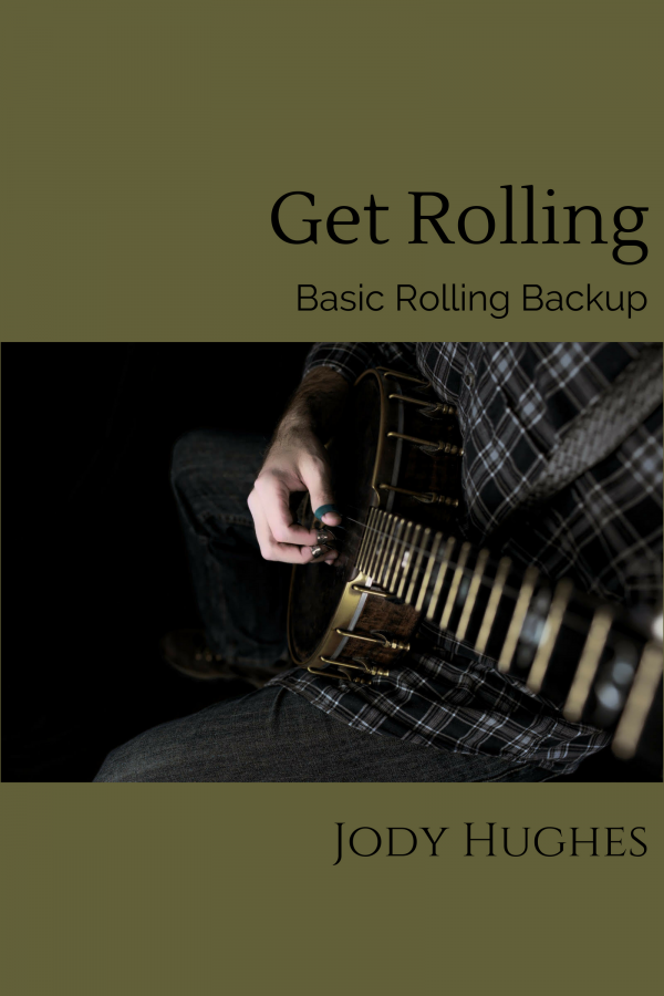 Get Rolling Banjo Backup Ebook