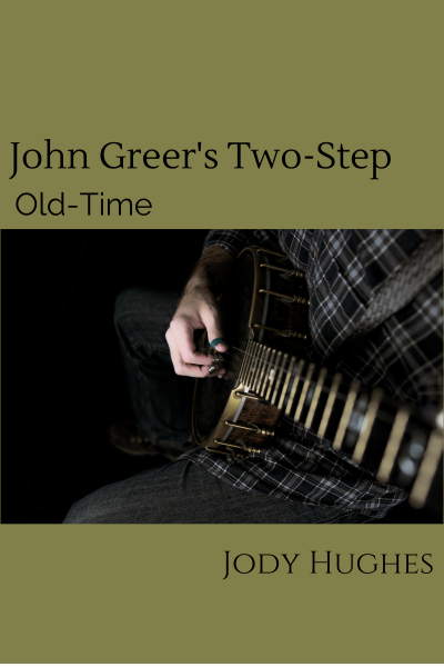 Banjo TAB for John Greer's Two-step