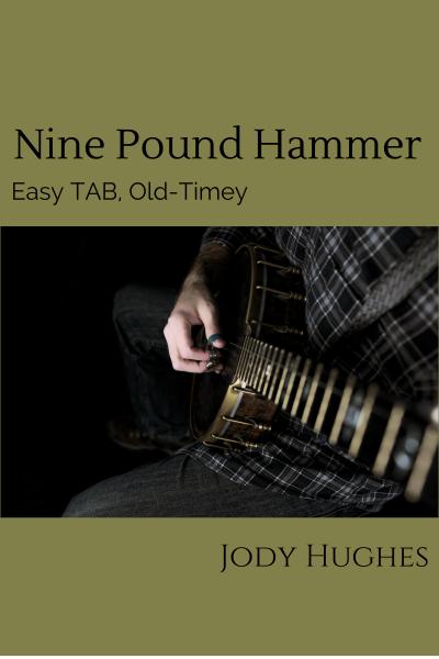 Banjo_TAB_Nine_Pound_hammer